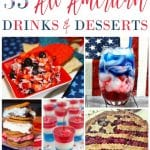 35 All American Drinks & Desserts