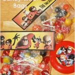Disney's Incredibles 2 Candy Treat Bags #MovieMonday
