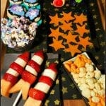 Out of This World Space Snack Tray