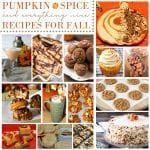 Pumpkin Spice and Everything Nice Recipes For Fall