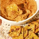 Pumpkin Spice Breakfast Hummus