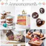 The Ultimate Food Themed Pregnancy and Gender Reveal Announcements