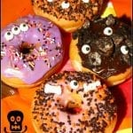 Halloween Monster Donuts