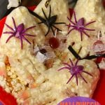 Spider Popcorn and Candy Hands and our Halloween Recap