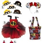 Disney's The Incredibles Costume Gift Guide