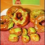 Grinch Donuts #ChristmasMoviesHop