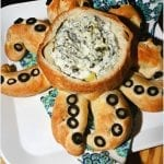 Octopus Bread Bowl and Dip | New Rocktopus Toy