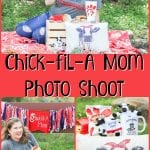 Chick-fil-A Mom Photo Shoot