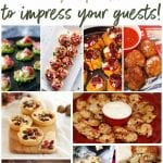 100+ Fancy New Year's Eve Appetizers to Impress Your Guests