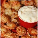 Red Lobster Lobsterfest Review and Baked Coconut Shrimp with Pina Colada Sauce Recipe
