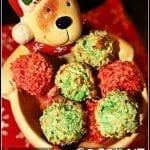 Festive Coconut Macaroons #ChristmasSweetsWeek