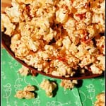 Game Day Buffalo Wing Popcorn