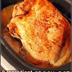 3 Ingredient Crock-Pot Roasted Turkey