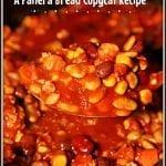 Turkey Veggie Chili | Panera Bread Copycat Recipe