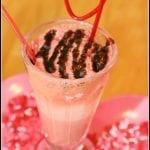 Sweetheart Chocolate Soda Float