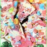 Lucky Charms Candy Bark
