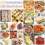 230+ Incredible Easter Brunch Recipes