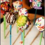 Brussels Sprouts Cake Pops – April Fool's Day Prank