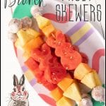 Bunny Brunch Fruit Skewers
