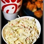 Best Ever Chick-fil-A Copycat Coleslaw
