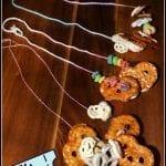 Movie Night Snack Necklaces | Mother's Day Recap