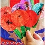 Memorial Day Poppy Kids Craft