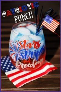 Patriotic Punch Drink