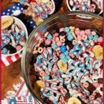 Star Spangled Patriotic Snack Mix
