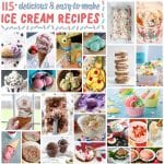 115+ Delicious Homemade Ice Cream Recipes