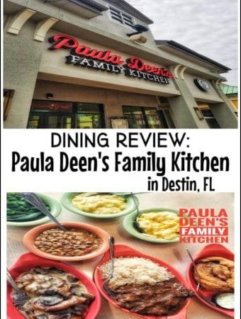 Paula Deen's Family Kitchen Destin, FL Review