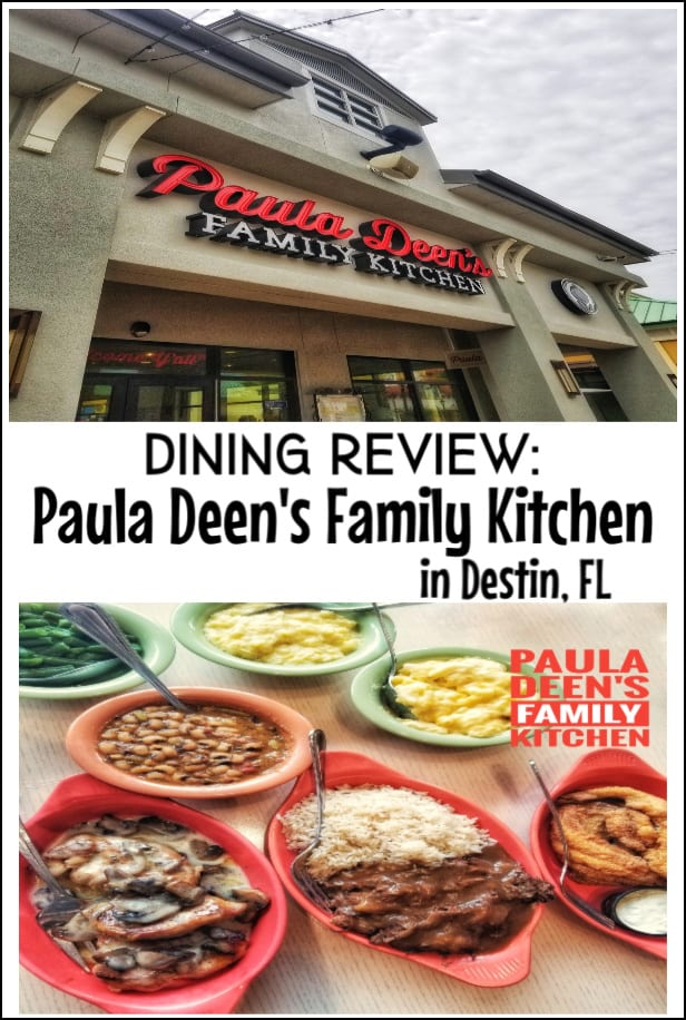 Paula Deen S Family Kitchen Destin Fl Dining Review For The Love Of Food