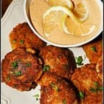 Uncle Mike's Lump Crab Cakes with Remoulade