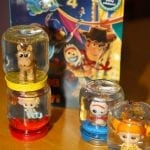 DIY Toy Story Snow Globes