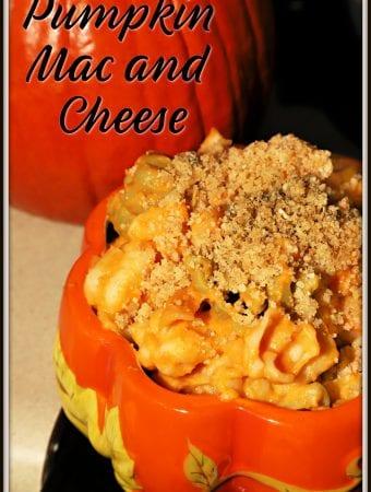 Pumpkin Mac