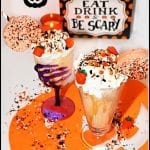 Spooky and Sweet Pumpkin Shakes #PumpkinWeek