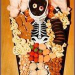 Haunted Halloween Dessert Tray #HalloweenTreatsWeek