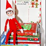 Elf on the Shelf Christmas Stories Countdown Printable