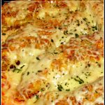 'Lay on the Charm' Cheesy Chicken Parm