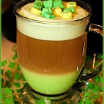 Lucky Charms Shamrock Latte