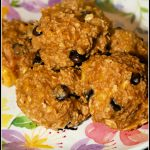 4 Ingredient Banana Breakfast Cookies