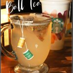 Starbucks Medicine Ball Tea