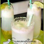 Summertime Sparkling Mocktails