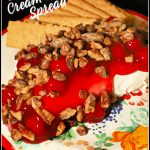 Oh My Cherry Pie Cream Cheese Spread