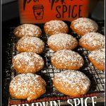 Pumpkin Spice Drop Cookies