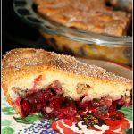 Pioneer Woman's Nantucket Cranberry Pecan Pie