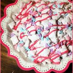 Strawberry Unicorn Puppy Chow #SummerDessertWeek