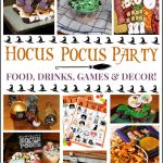 Hocus Pocus Party Must Haves | Food, Drinks, Games, and Decor