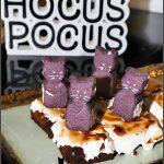 Binx Marshmallow Fudge Brownies #HalloweenTreatsWeek