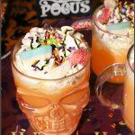 Hocus Pocus Halloween Hot Chocolate #HalloweenTreatsWeek