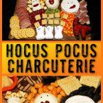 Hocus Pocus Halloween Charcuterie Board